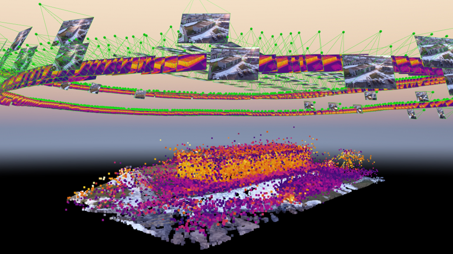 Aerial Intelligence for Retrofit Building Energy Modeling (AirBEM) project.