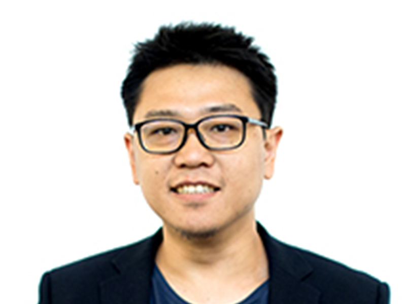 Tzu-Chieh Kurt Hong headshot