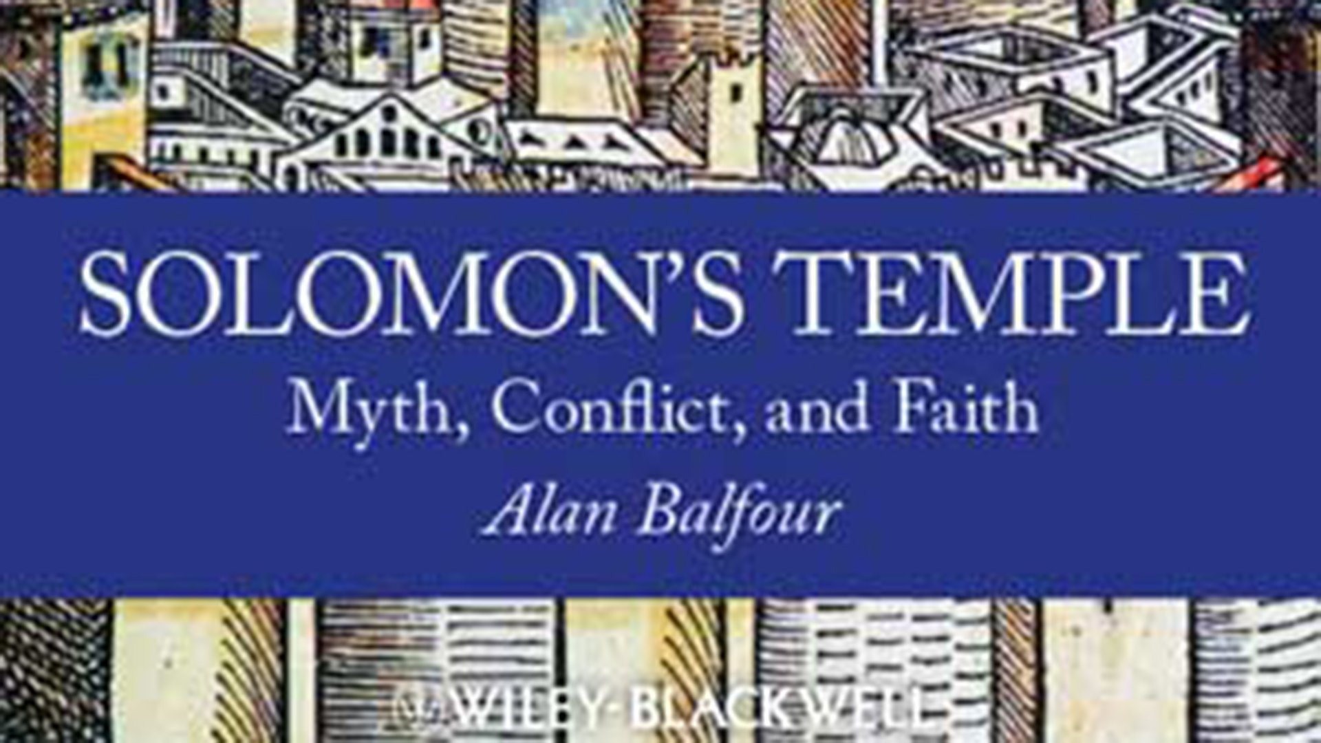 Solomon's Temple Book Cover